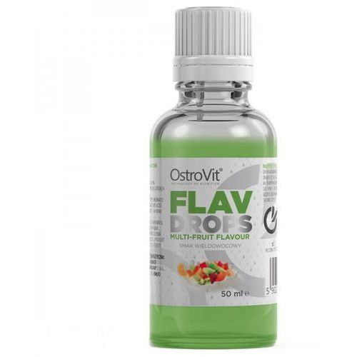 OstroVit Flavour Drops MULTI-FRUIT - 50 ml