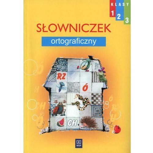 Wesoła szkoła 1-3 Słowniczek ortograficzny (9788302111990)