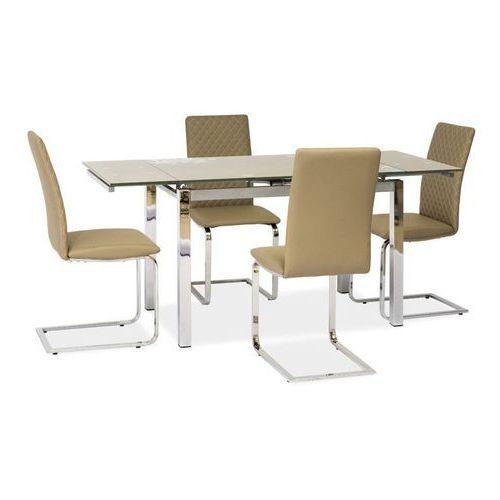 Stół rozkładany GD-020 ciemny beż, GD-020 DBE