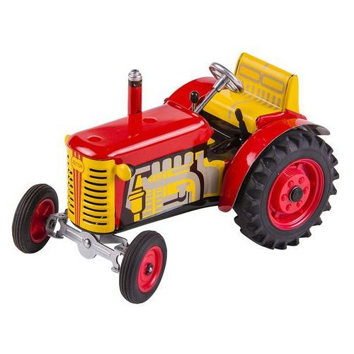 Kovap traktor, czerwony (8594988003808)