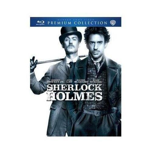 Guy ritchie Sherlock holmes (blu-ray), premium collection - darmowa dostawa kiosk ruchu