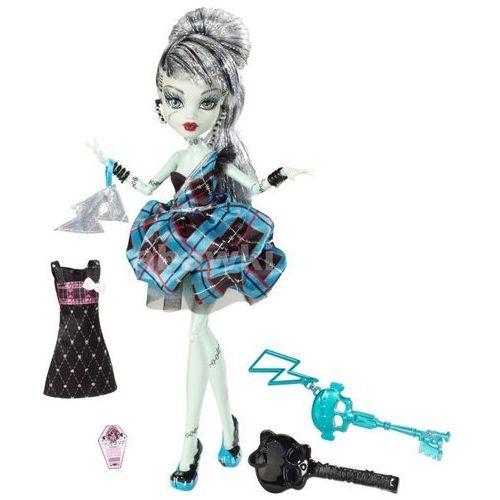Monster High W9187 Monster High Sweet 1600 Frankie Stein - sprawdź w Mall.pl