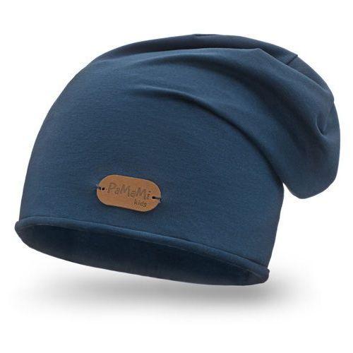 Pamami Wiosenna czapka - granatowy - granatowy (5902934045742)