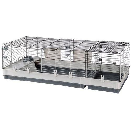 Plaza 160 klatka dla małych zwierząt - dł. x szer. x wys.: 162 x 60 x 50 cm| -5% rabat dla nowych klientów| dostawa gratis + promocje marki Zooplus exclusive