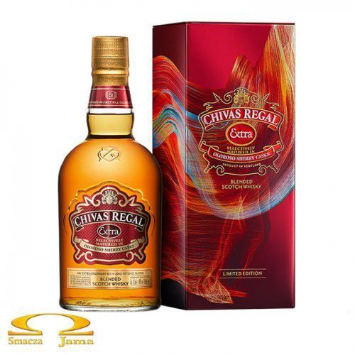 Chivas brothers Whisky chivas regal extra 0,7l puszka