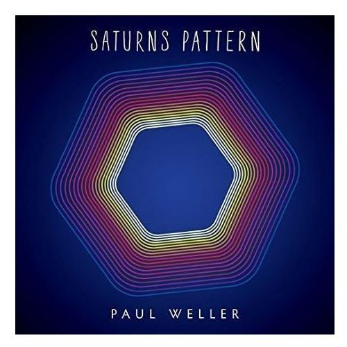 Warner music Saturns pattern - paul weller (płyta winylowa)