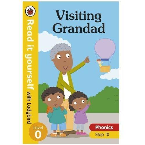 Visiting Grandad Level 0 Step 10 - Kirkpatrick Christy - książka