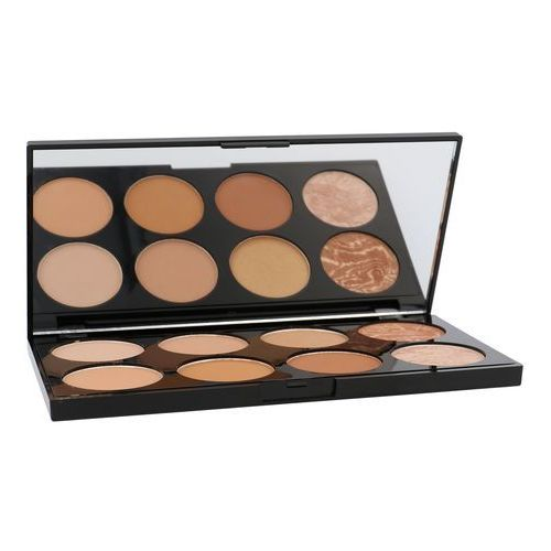ultra bronze palette - paleta bronzerów do twarzy all about bronzed, 13 g marki Makeup revolution