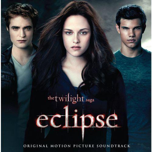 Warner music Eclipse - the twilight saga (zaćmienie) (ost) (w) - różni wykonawcy (płyta cd) (0075678947933)