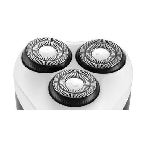 Zestaw 3 głowic golących ZELMER srebrny - produkt z kategorii- pozostałe środki do depilacji