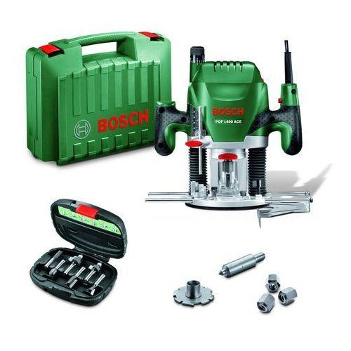 Bosch POF 1400 ACE + zestaw 6 frezów - produkt z kategorii- frezy