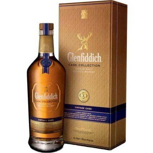 William grant & sons Whisky glenfiddich vintage cask 40% 0,7l