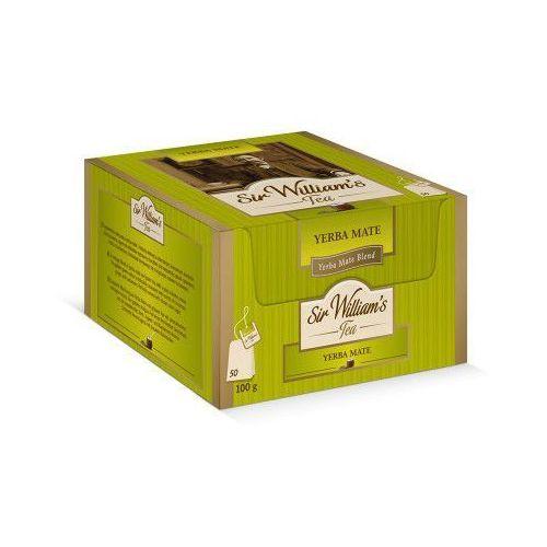 Herbata tea yerba mate marki Sir william's