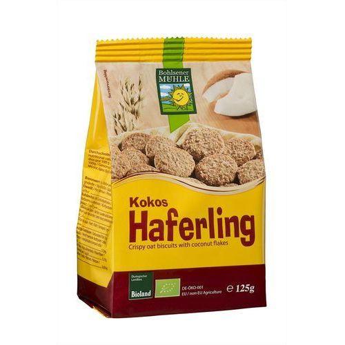 Bohlsener muehle (ciastka, pieczywo, mieszanki) Ciasteczka owsiane kokosowe bio 125 g - bohlsener muehle (4005561532683)