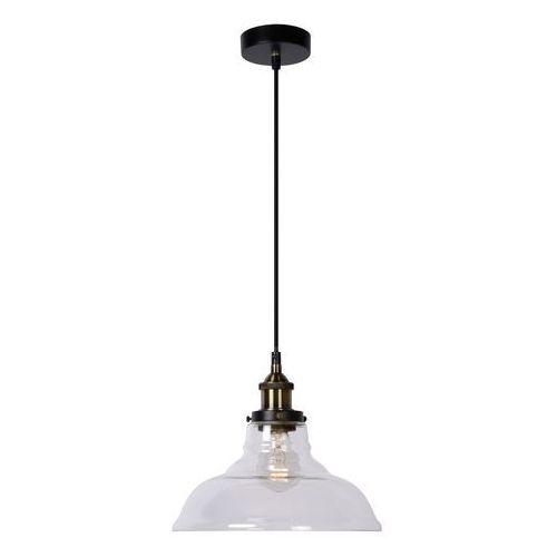 Lucide doris lampa wisząca przezroczysty, 1-punktowy - rustykalny - obszar wewnętrzny - doris - czas dostawy: od 4-8 dni roboczych