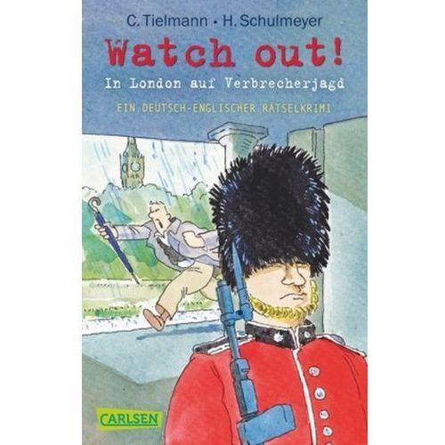 Kommissar Schlotterteich - Watch out! - In London auf Verbrecherjagd (9783551312419)