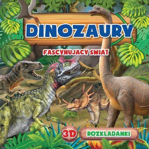 Rozkładanka 3D Dinozaur - Praca zbiorowa (9788377408834)