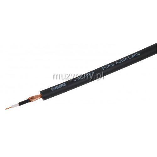 Klotz AC106 SW kabel instrumentalny (czarny), następca IY106