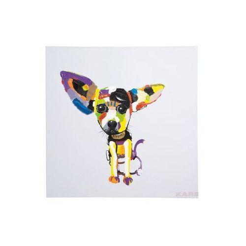 Kare Design Kare Design Chihuahua 85x85 Obraz (31831) (obraz)