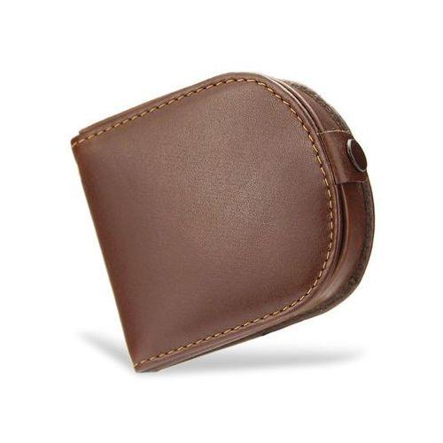 c550af56591bc ... Visconti podkówka portfel męski skórzany wysokiej jakości skóra brązowy  - brązowy 99,00 zł Męski portfel brytyjskiej firmy Visconti.