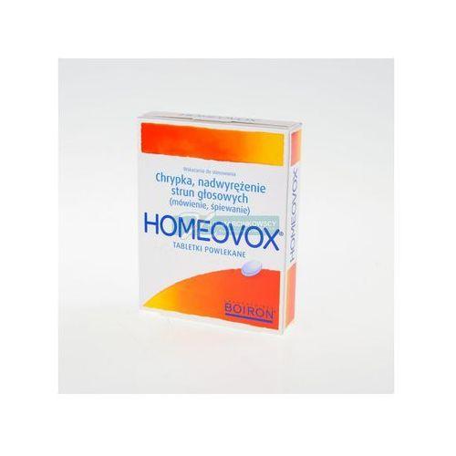 HOMEOVOX 60 tabletek (5909990022366)