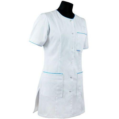Dlapacjenta.pl - odzież medyczna Tunika medyczna damska 323+ z lamówką lub wypustką