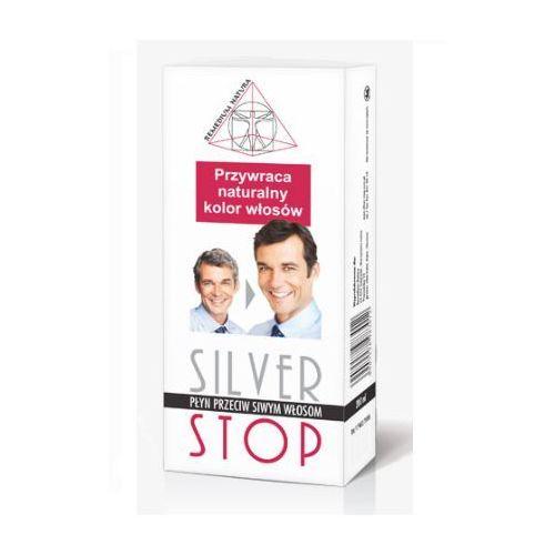 Silver Stop - płyn przeciw siwym włosom 200ml