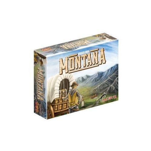 Montana. gra planszowa marki Lacerta