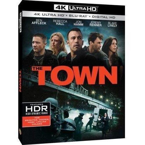 Miasto złodziei (4K Ultra HD) (Blu-ray) - Ben Affleck DARMOWA DOSTAWA KIOSK RUCHU (7321999344252)