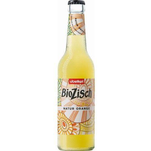 Napój gazowany pomarańczowy biozisch bio 330 ml marki Voelkel