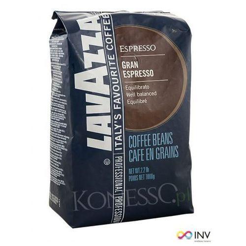Kawa LAVAZZA Grand Espresso 1 kg, NABOJE CREMA AROMA