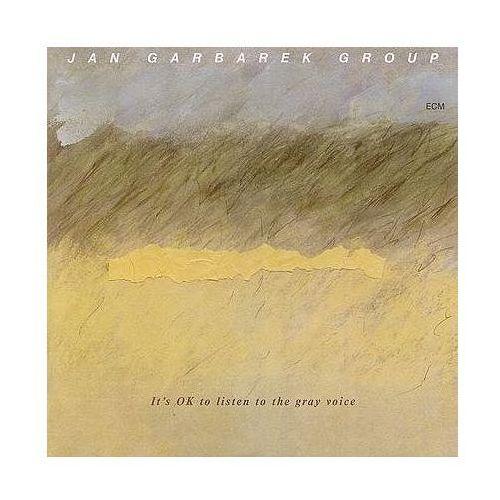 IT'S OK TO LISTEN TO THE GRAY VOICE - Jan Garbarek (Płyta CD) (0042282540621)