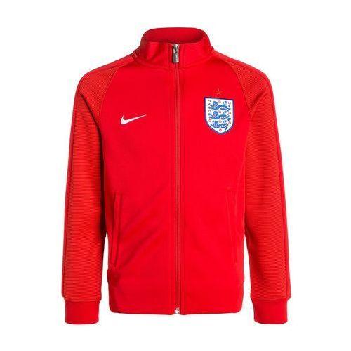 Nike Performance ENGLAND AUTHENTIC N98 Kurtka sportowa challenge red/gym red/white (kurtka dziecięca)