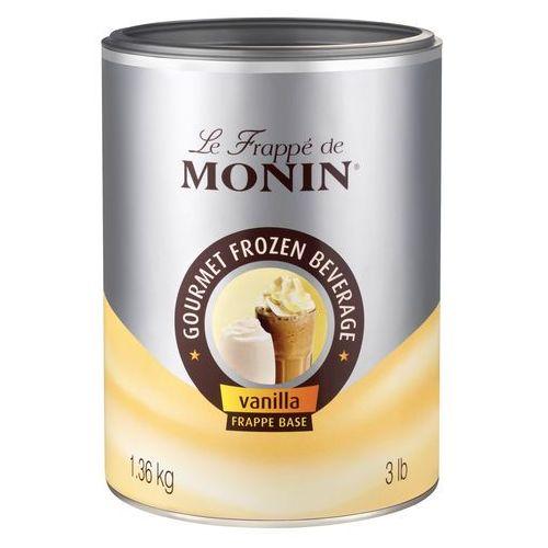 Monin Vanilla frappe base 1,36 kg