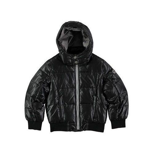 Kurtka w kolorze czarnym | rozmiar 104 - produkt z kategorii- kurtki dla dzieci