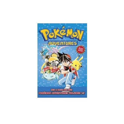Pokemon Adventures Red & Blue (9781421550060)