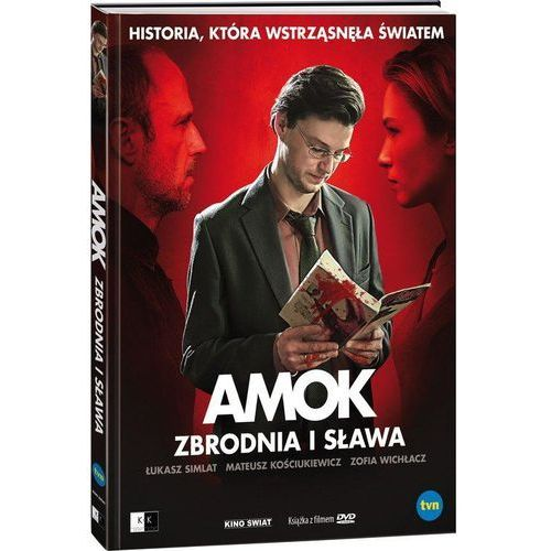 Add media Amok (dvd) - (9788381170598)