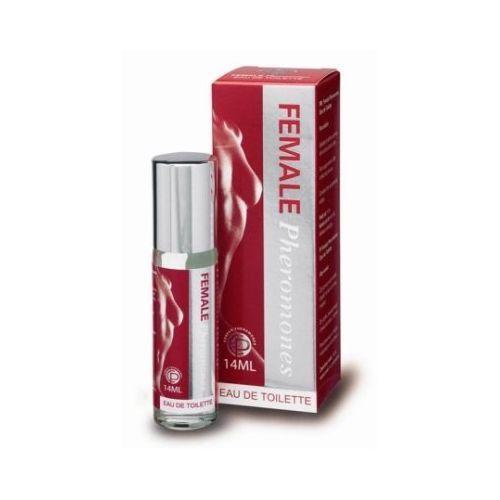 Cobeco cp female pheromones spray woda toaletowa zawierająca feromony 14 ml marki Cobeco pharma