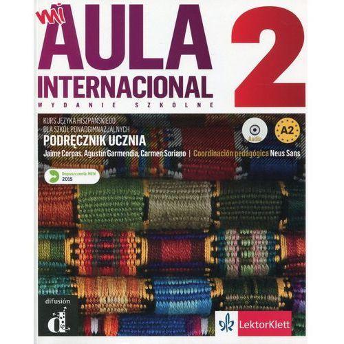 Mi Aula Internacional 2 Podręcznik*natychmiastowawysyłkaod3,99, Lektorklett