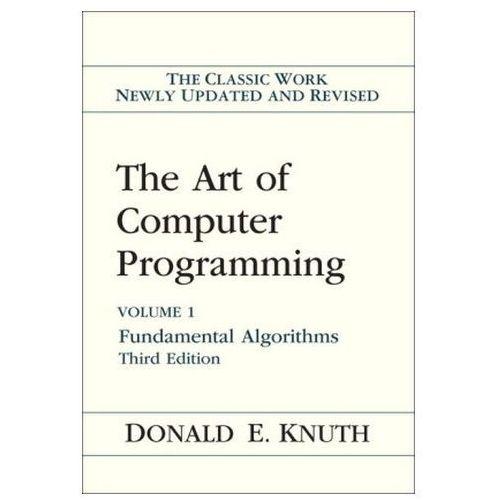 Art of Computer Programming (9780201896831)