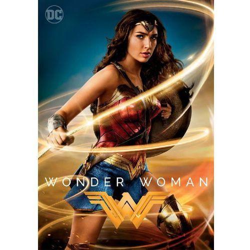Wonder woman (dvd) - patty jenkins marki Galapagos