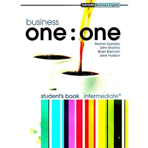 Business One-to-One Intermediate Students Book and MultiROM Pack (2009)