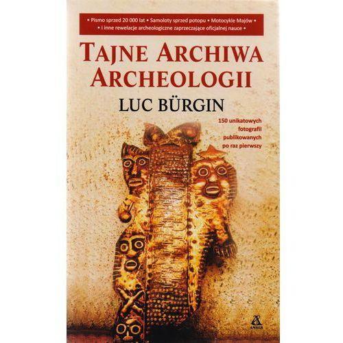 Tajne archiwa archeologii, oprawa broszurowa