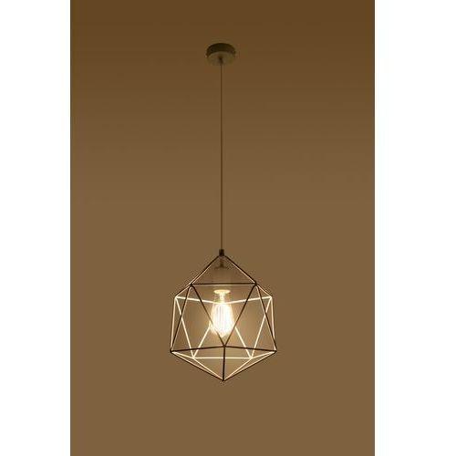 Sollux Gaspare lampa wisząca 1-punktowa miedź sl.0289/biała sl.0290/czarna sl.0291