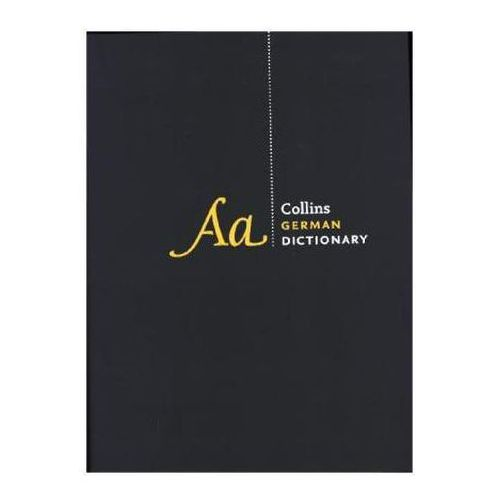 Collins German Dictionary (9780007510832)