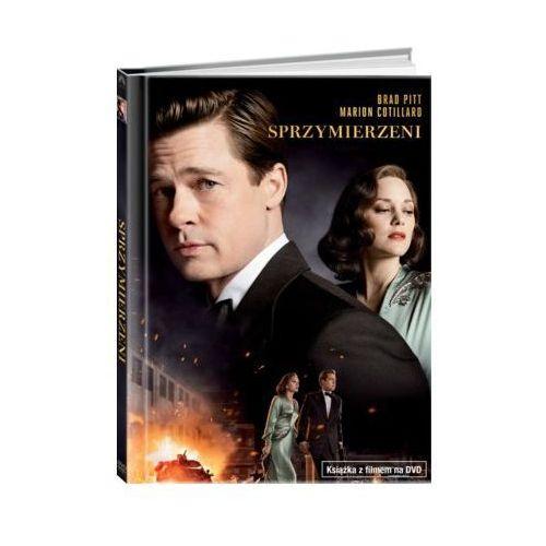 Imperial cinepix Sprzymierzeni (dvd) + książka (5903570159480)