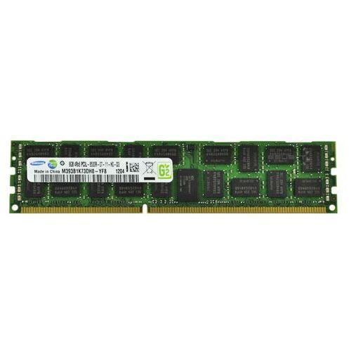 Samsung Pamięć ram 1x 8gb ecc registered ddr3 4rx8 1066mhz pc3l-8500 rdimm | m393b1k73dh0-yf8