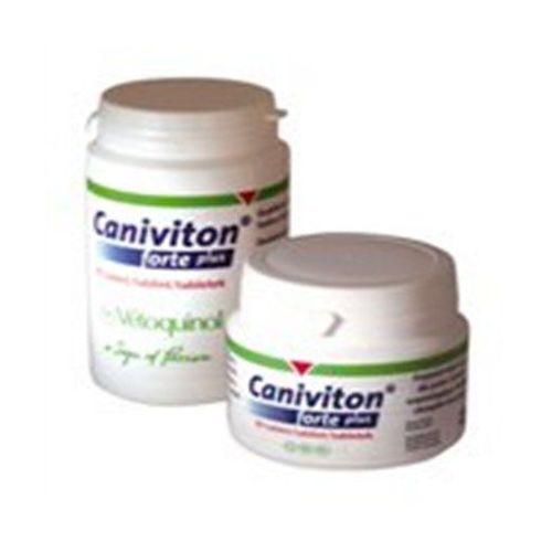 Caniviton Forte Plus 30tabl. 90tabl. Wspomaga funkcje chrząstki stawowej (witaminy dla psów)