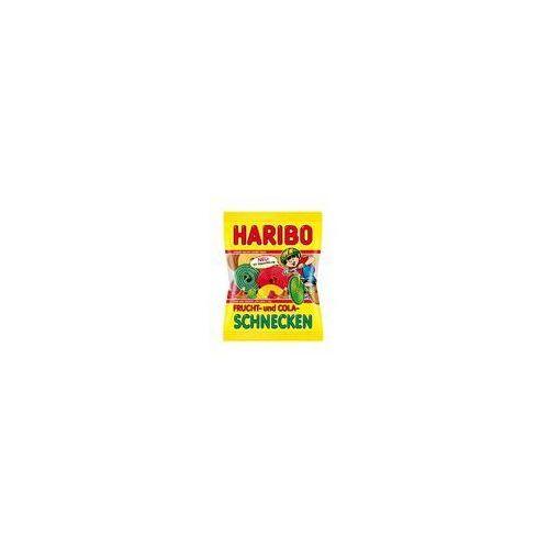 Haribo frucht- und cola-schnecken żelki 175g marki Pozostali