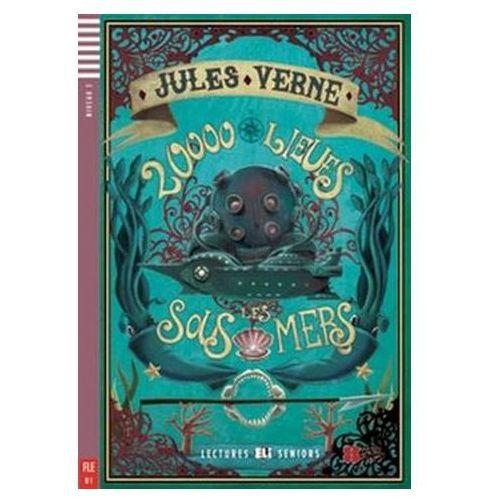 Lectures ELI Seniors - 2000 Lieues Sous Les Mers + CD Audio, oprawa miękka